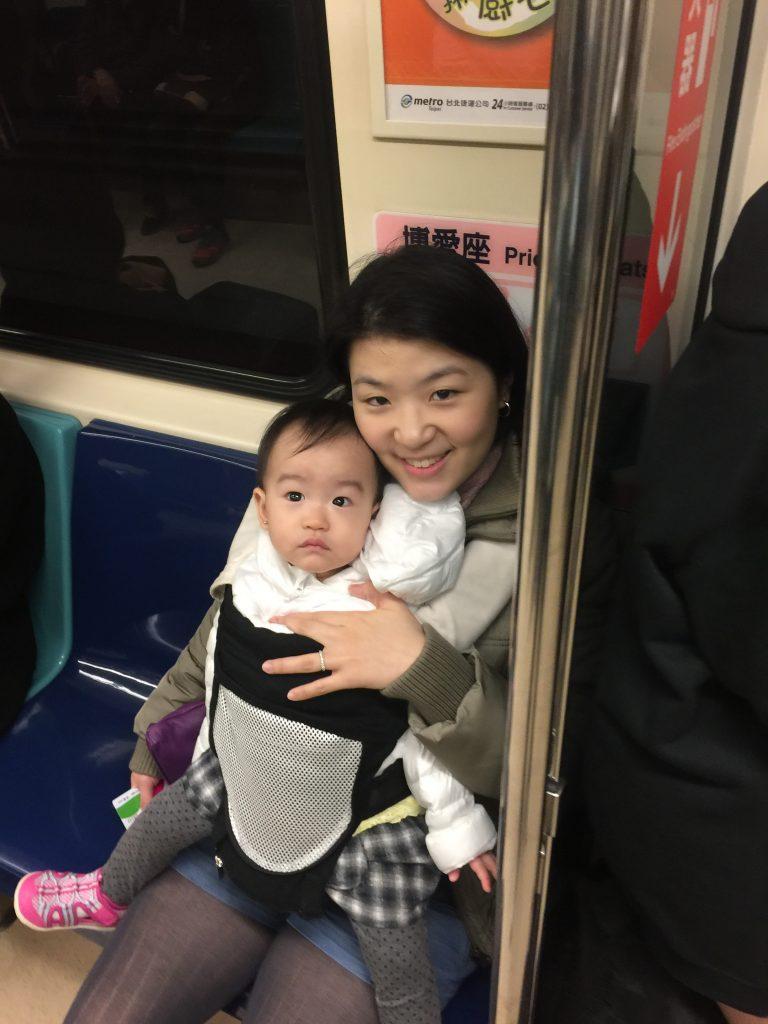Kid Friendly MTR Taipei