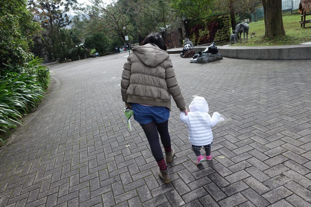 Light at Taipei Zoo 6