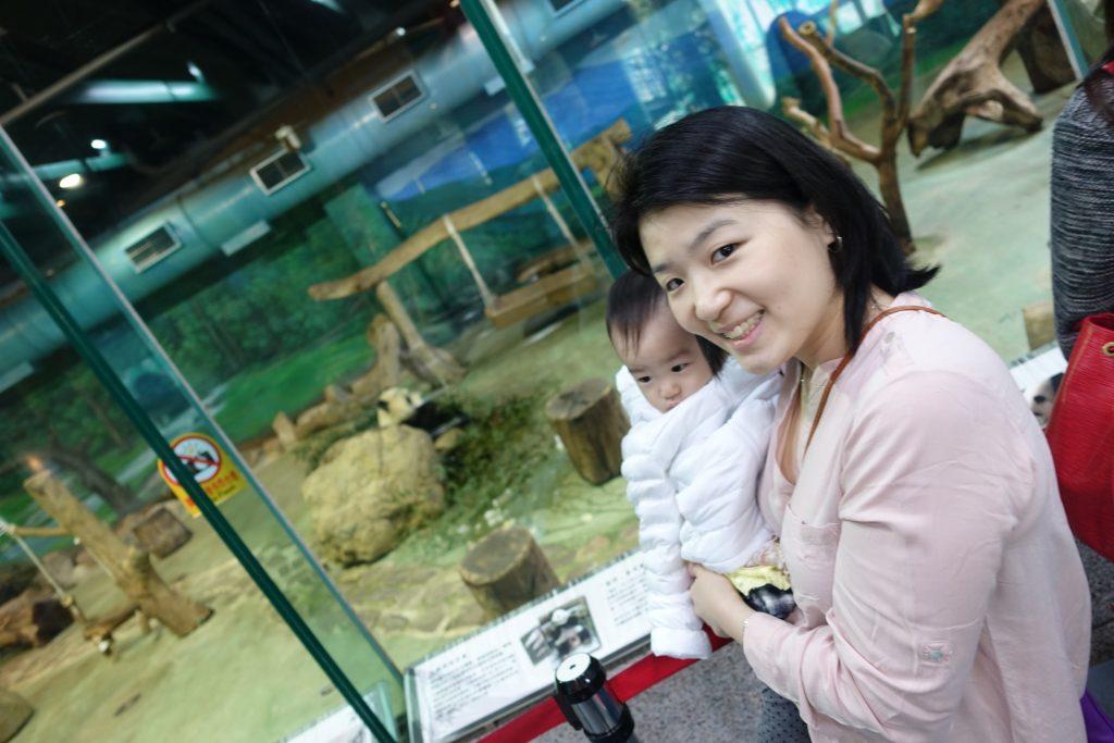 Light at Taipei Zoo 9