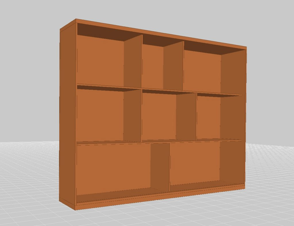 Small Toy Organizer : For sale custom made toy shelves