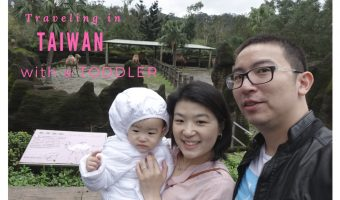Traveling With A Toddler | Light's First Trip Abroad