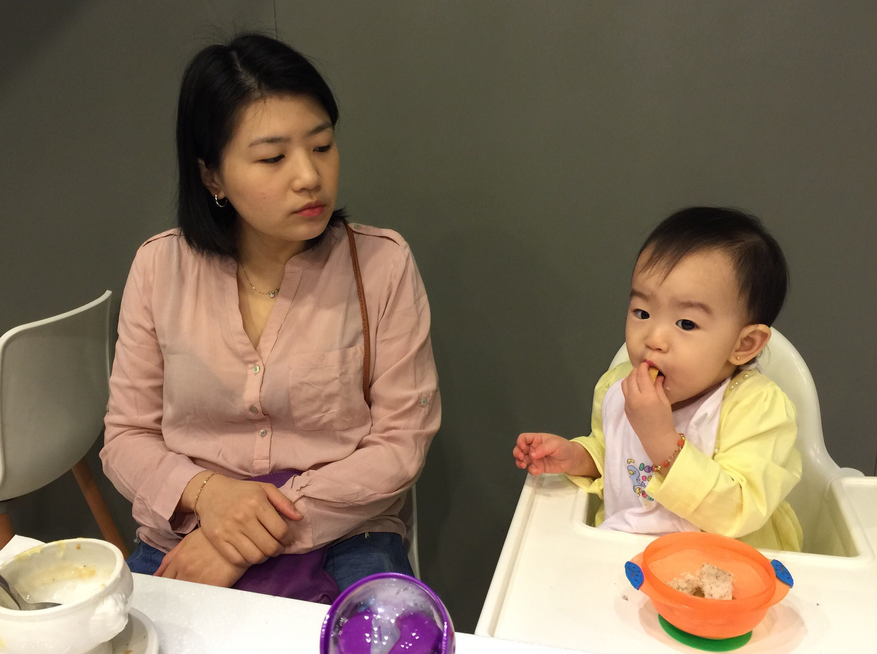 Traveling with a child in Taipei