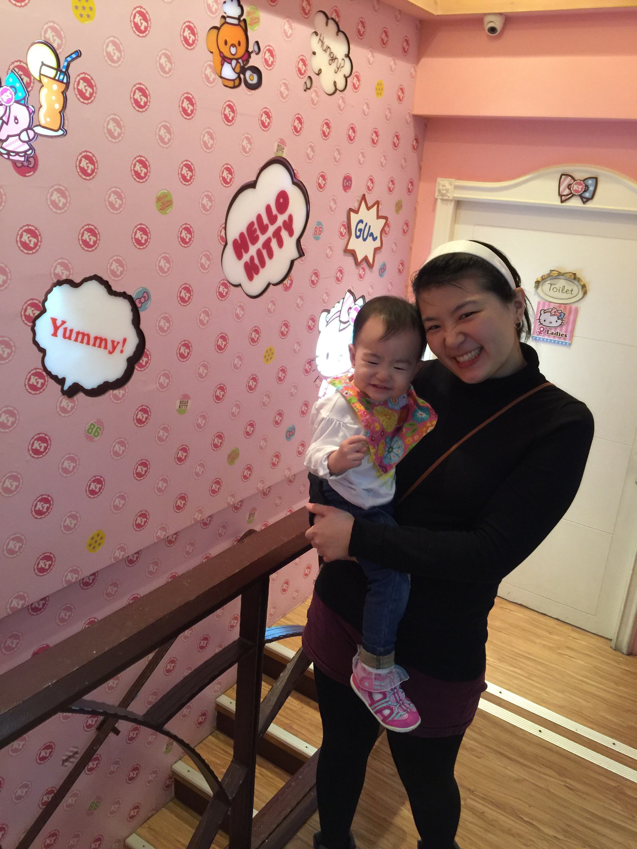 Hello Kitty Cafe Taipei 2