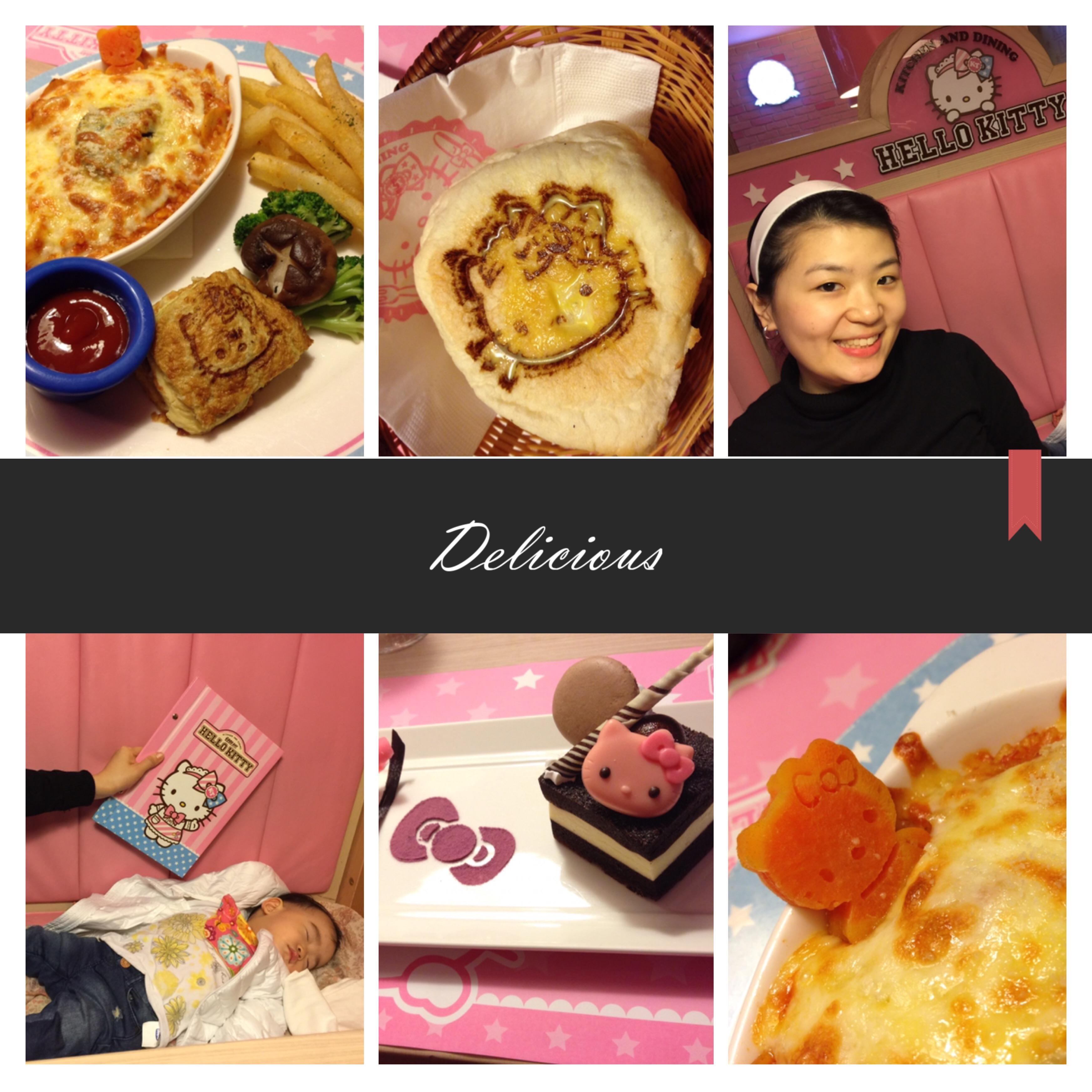 Hello Kitty Cafe Taipei Lightong.com