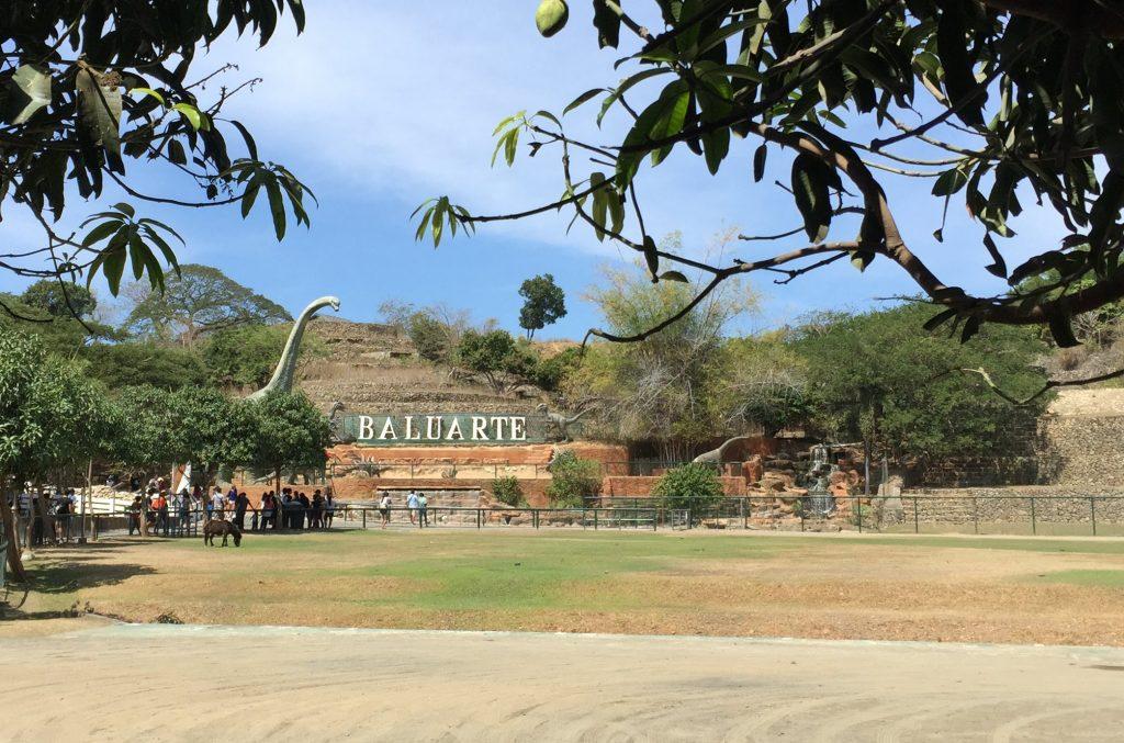 Baluarte Zoo Vigan