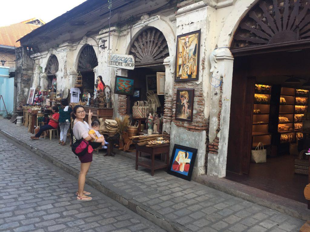 Calle Crisologo Vigan 2