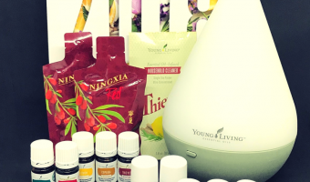 Unboxing | Young Living Essential Oil Premium Starter Kit