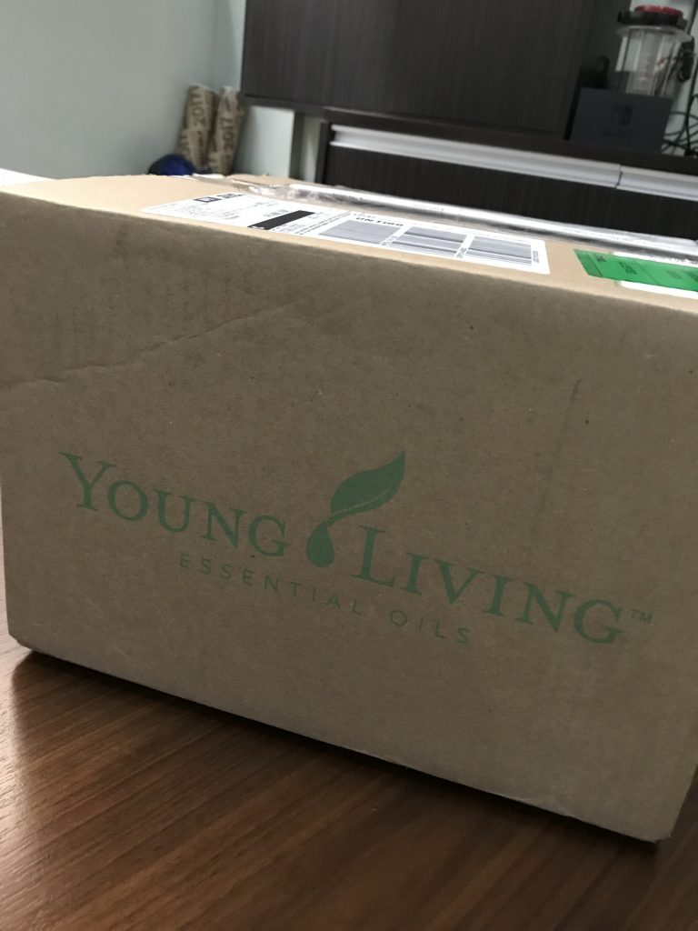 Young Living PSK Unboxing 1