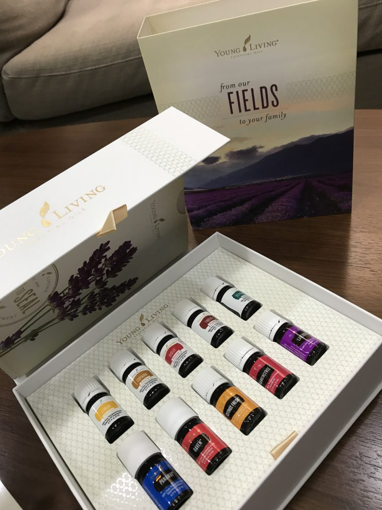 young living essential oils PSK 2018