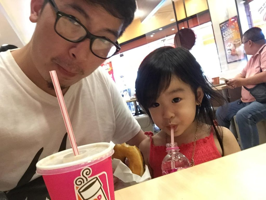 Date with daddy