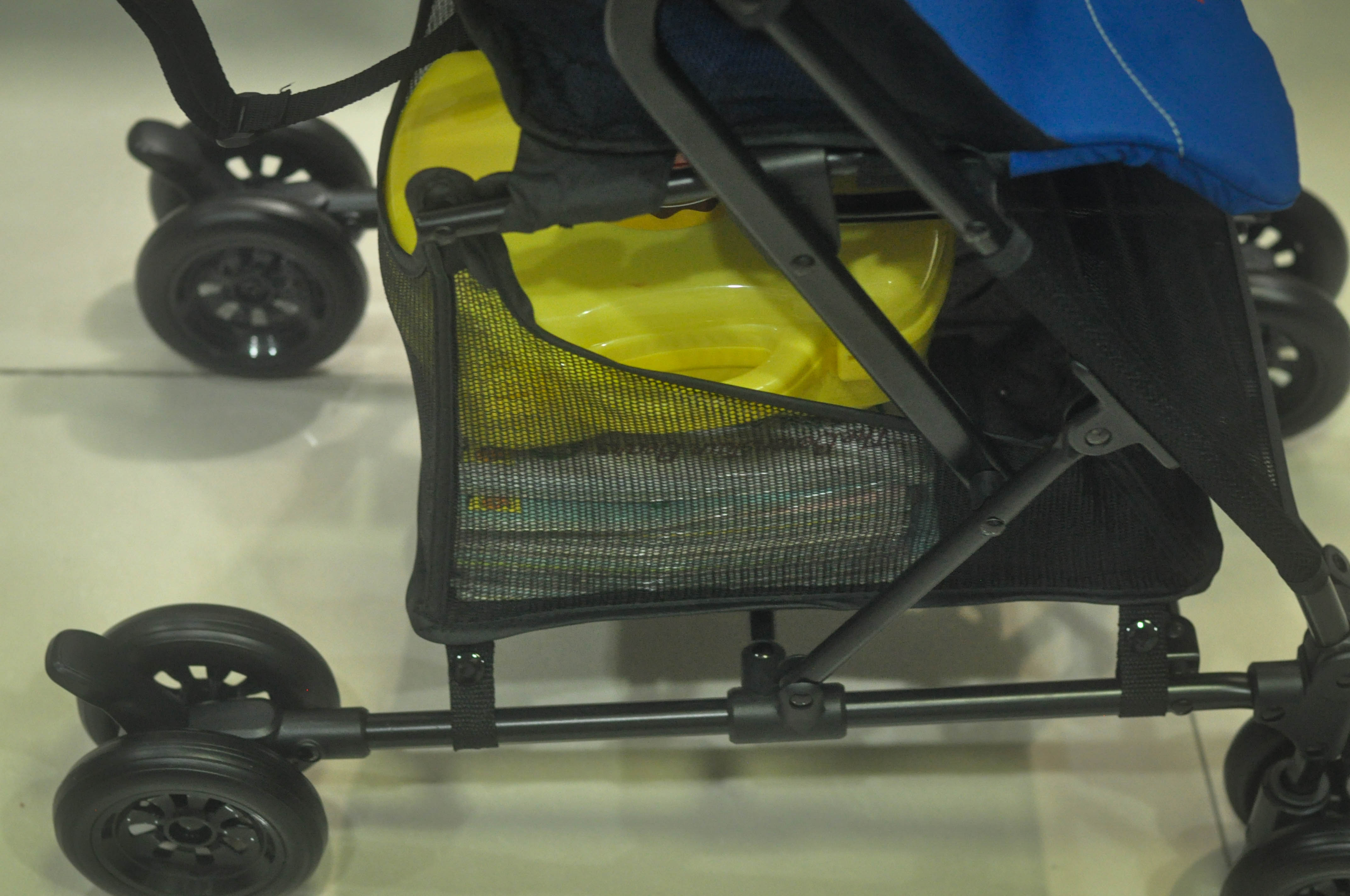 akeeva alvis pocket stroller philippines compartment area