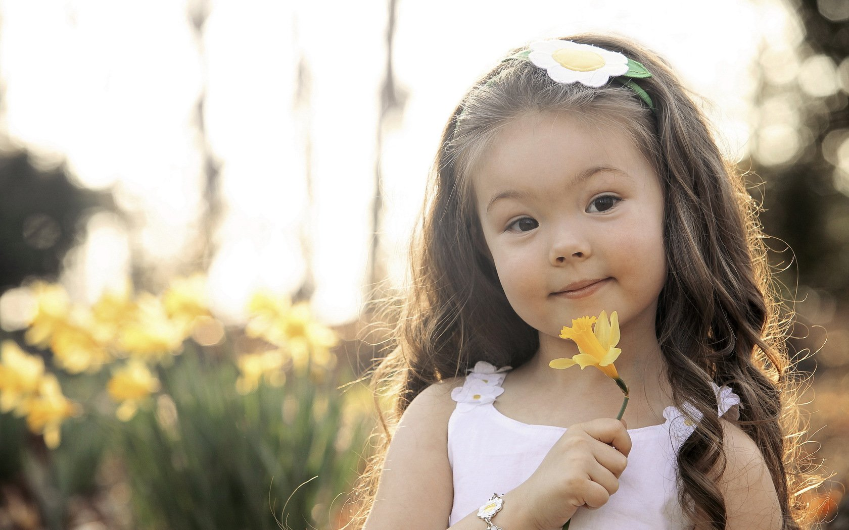 The photo I look at to have a beautiful baby