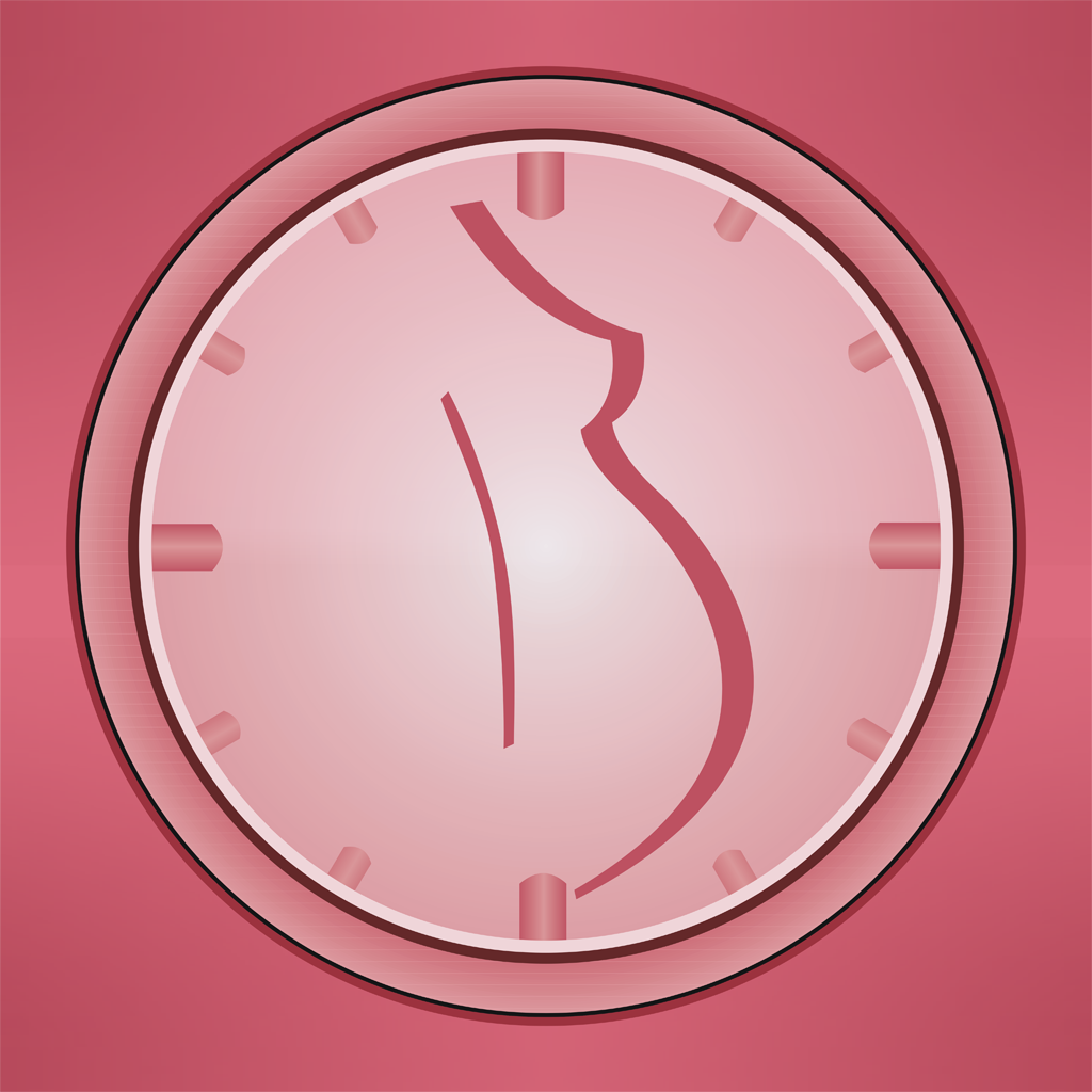 Contractions Counting App