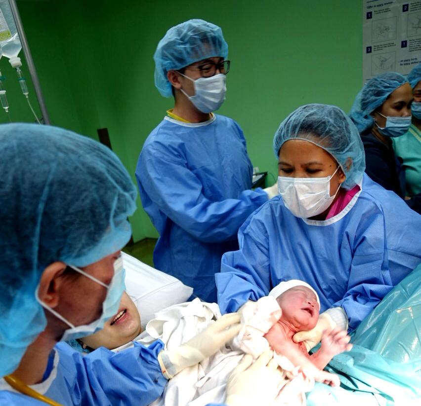 My Baby Is Born