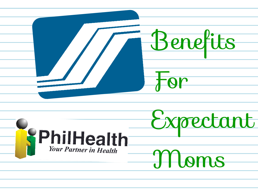 SSS Philhealth Benefits for Expectant Moms