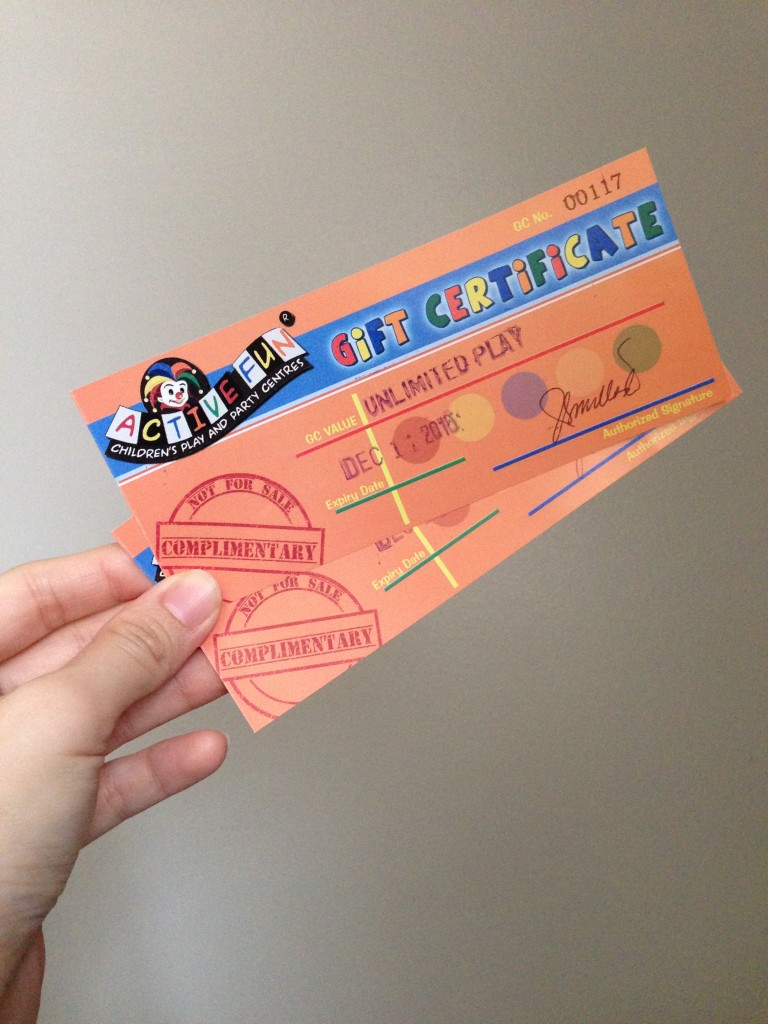 active fun tickets