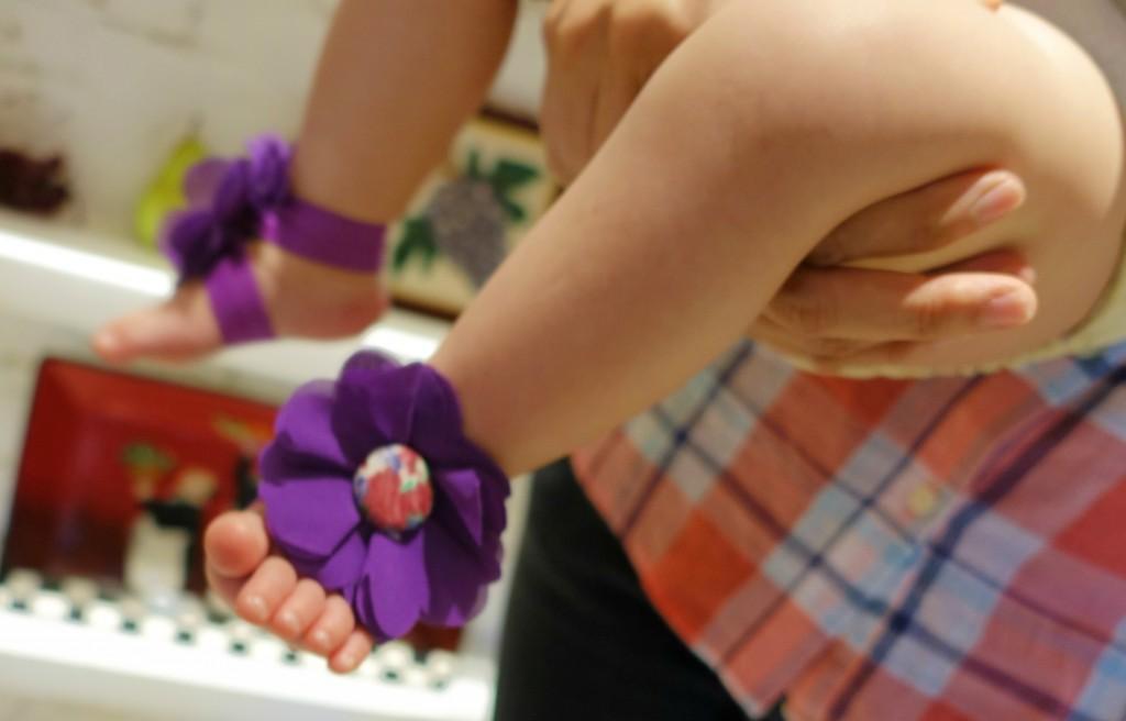 Zuri Baby Barefoot Sandals