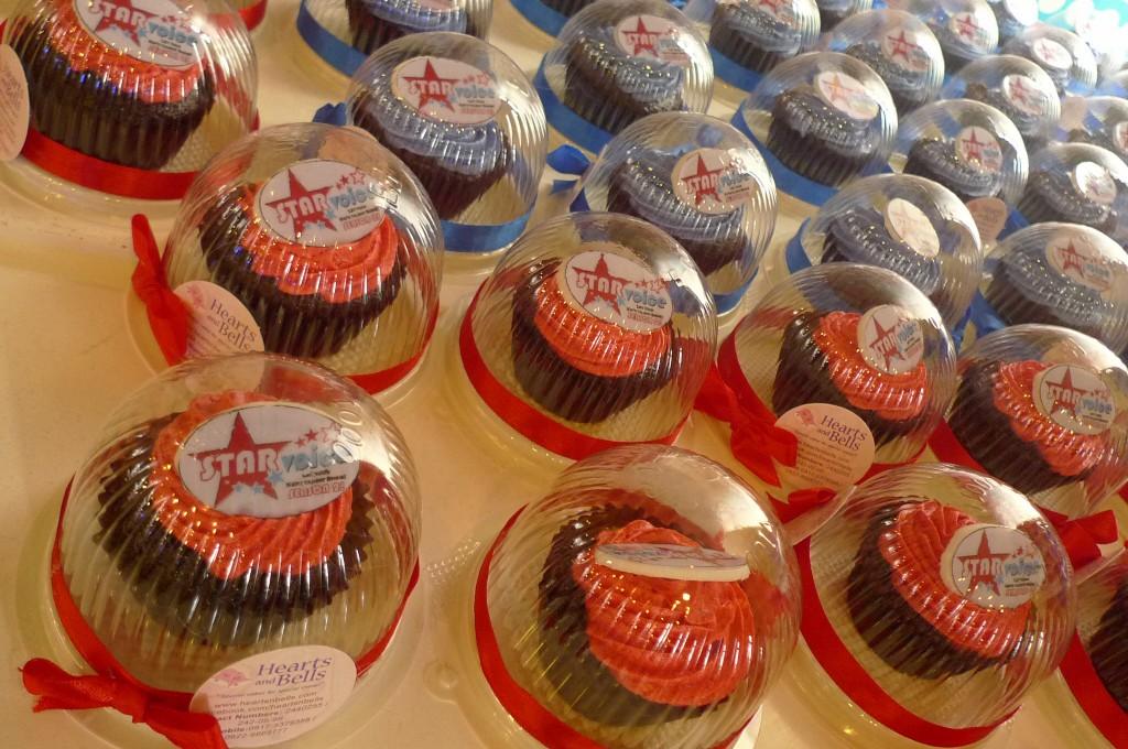 souvenir cupcakes for light ong