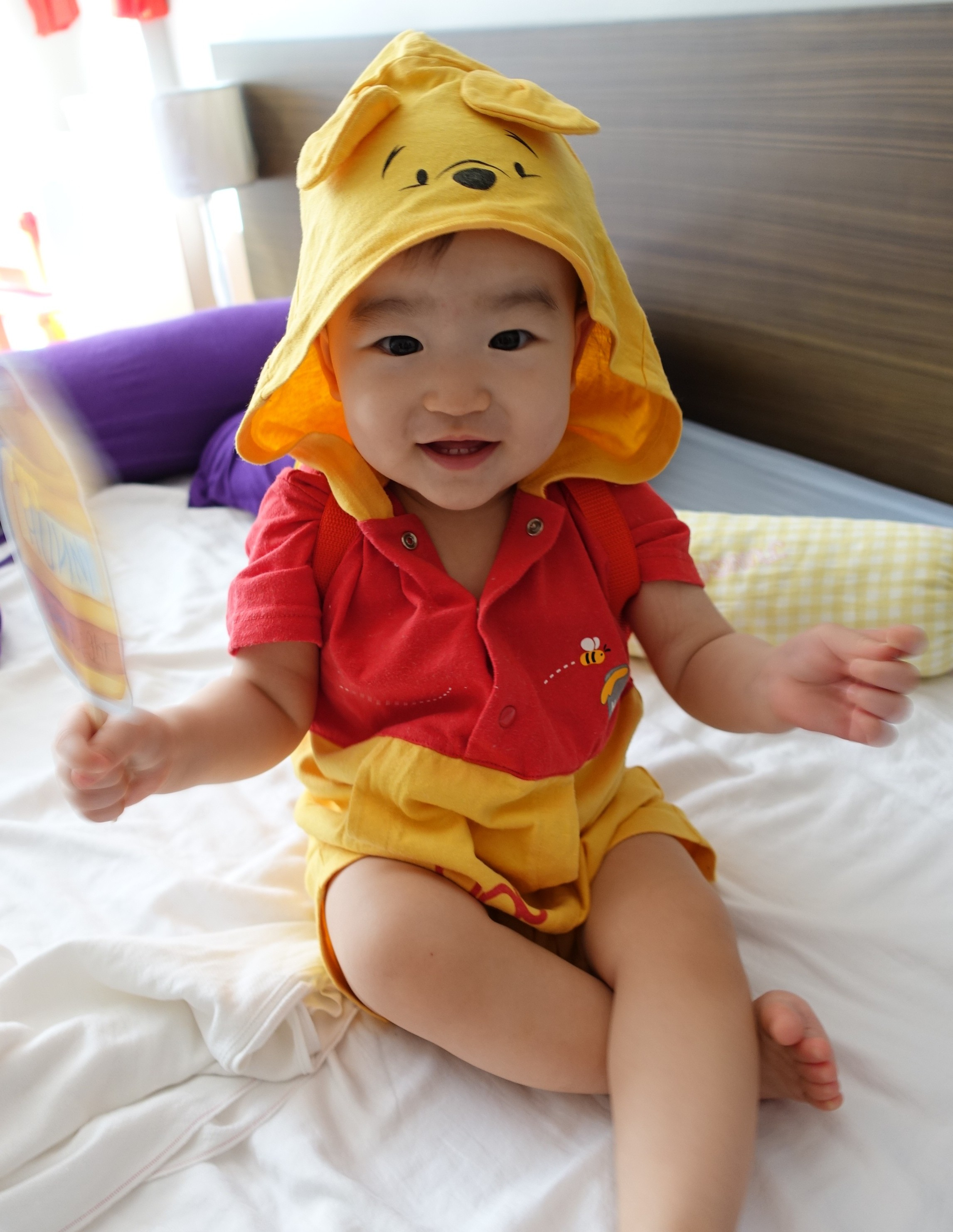 Light as Pooh
