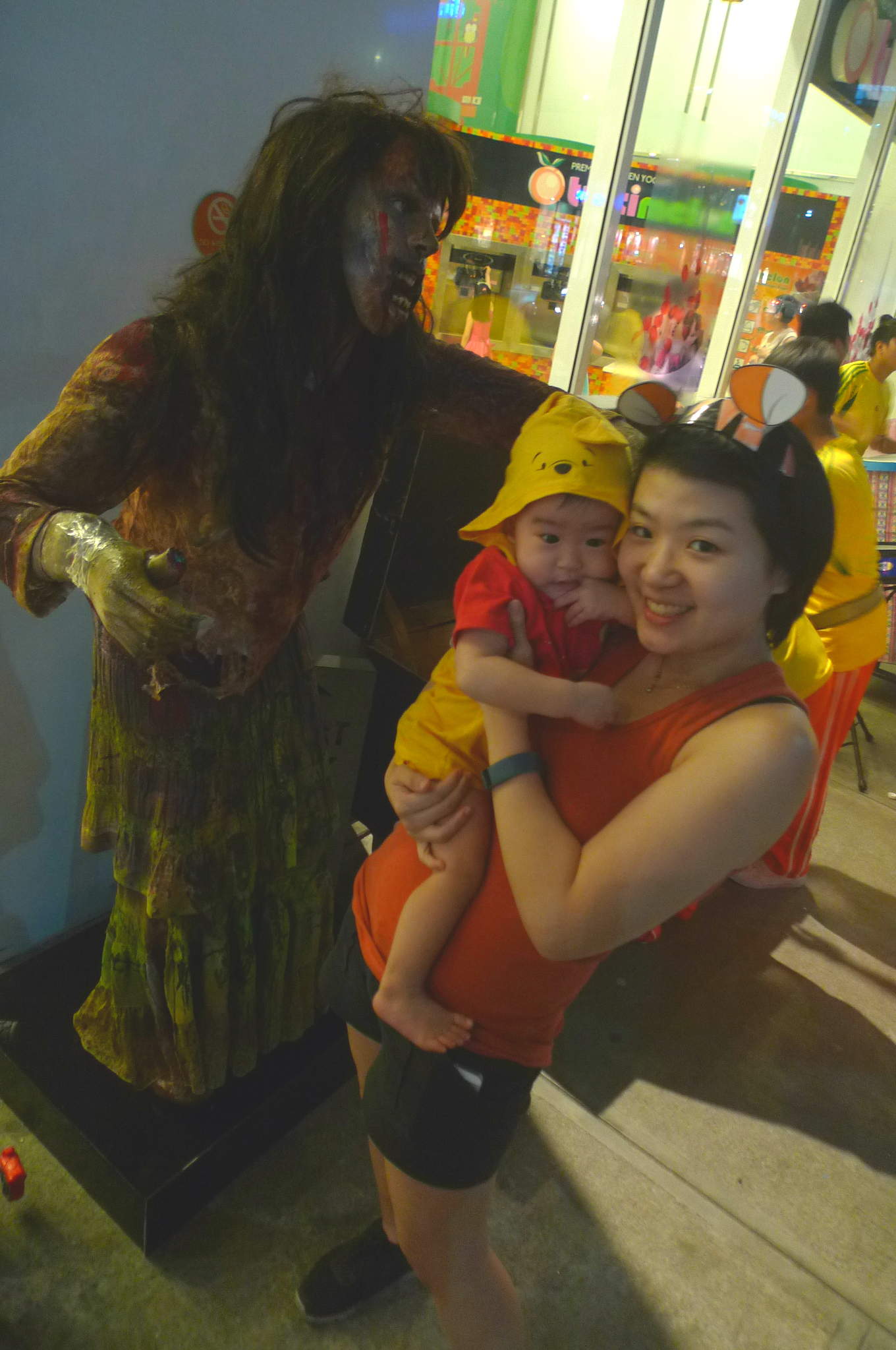 Light's First Halloween At Active Fun BGC