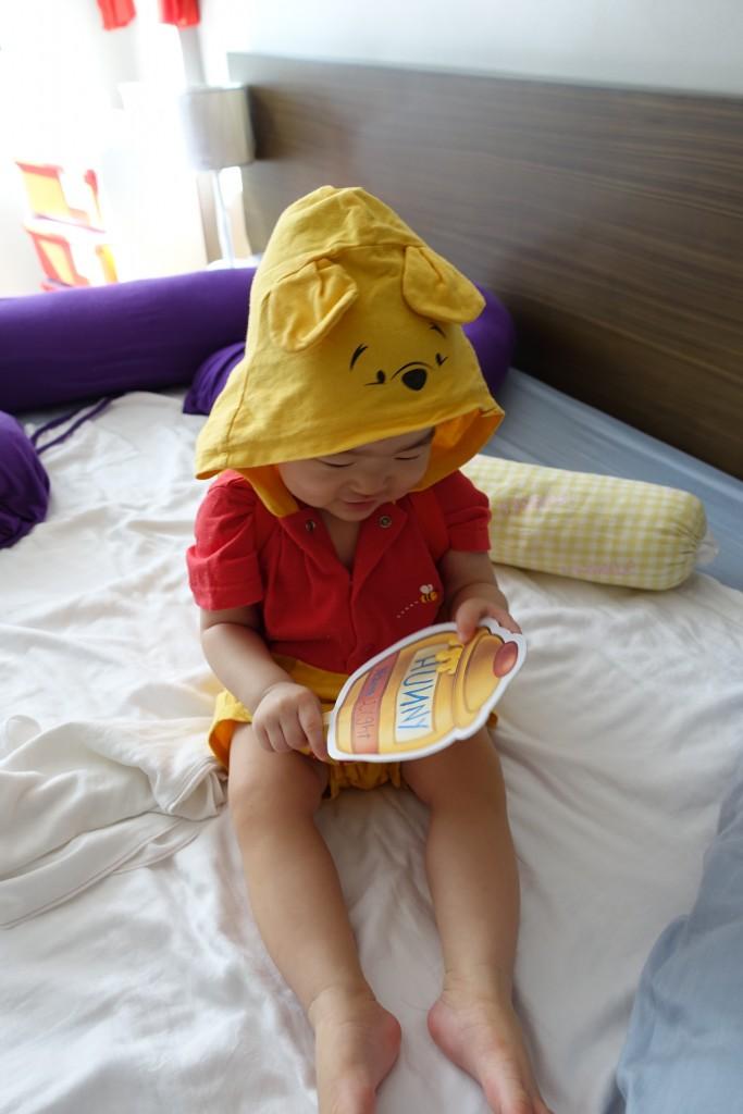 Light's Winnie The Pooh Costume