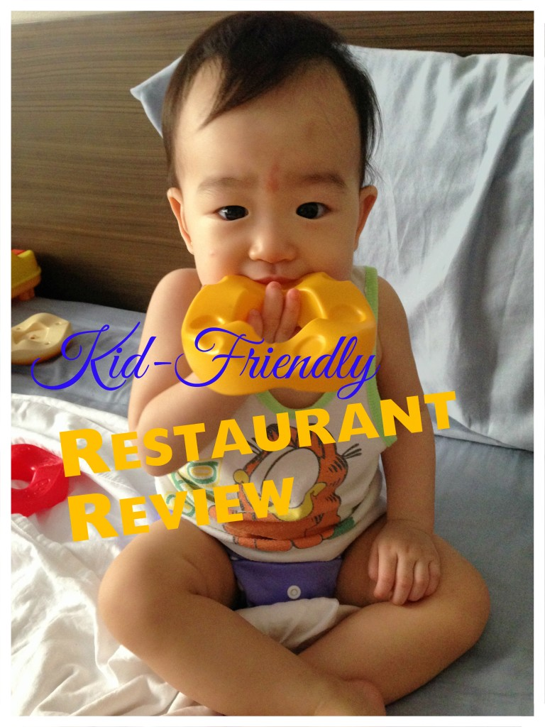 Light's restaurant review