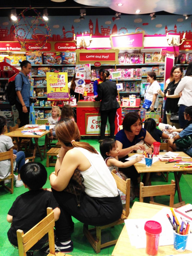 hamleys-event