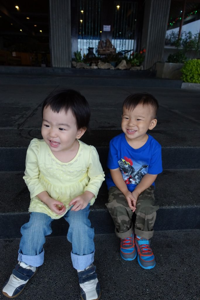 Baguio with a toddler 2