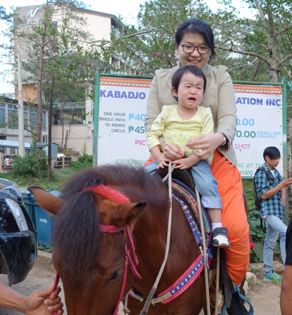 Baguio with a toddler 5