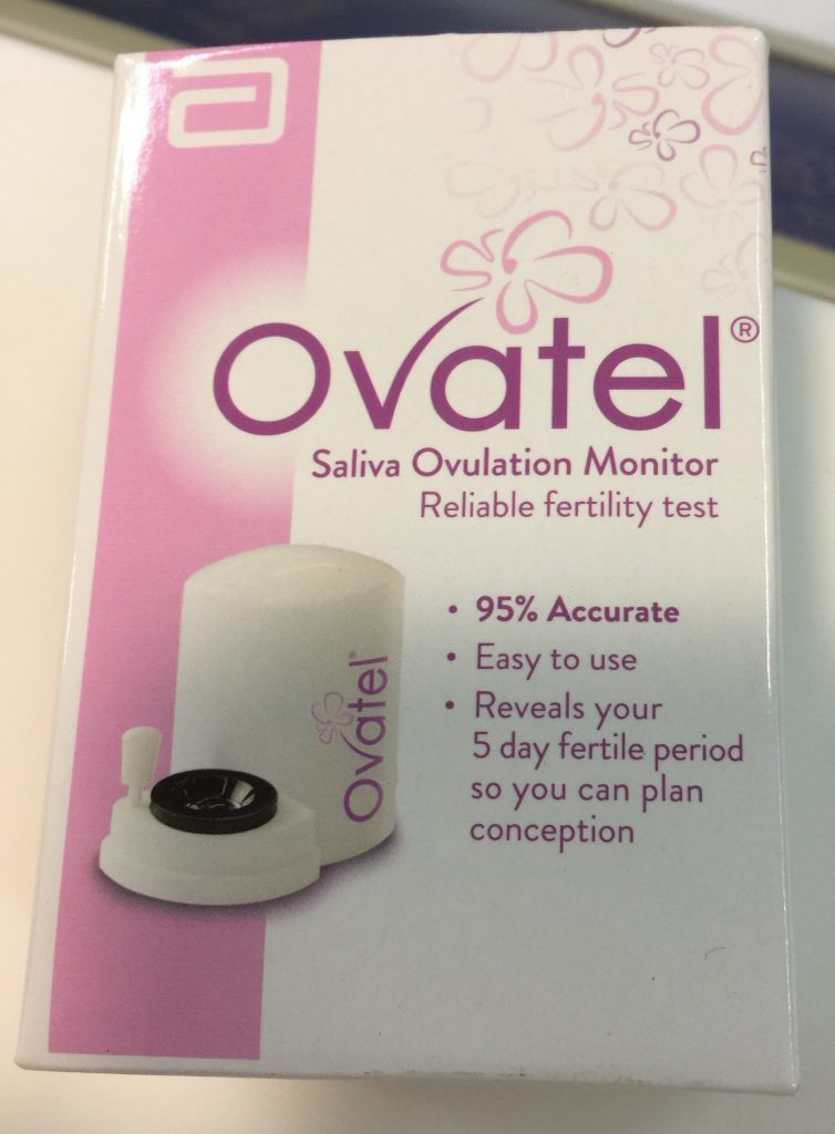 Ovatel fertility kit