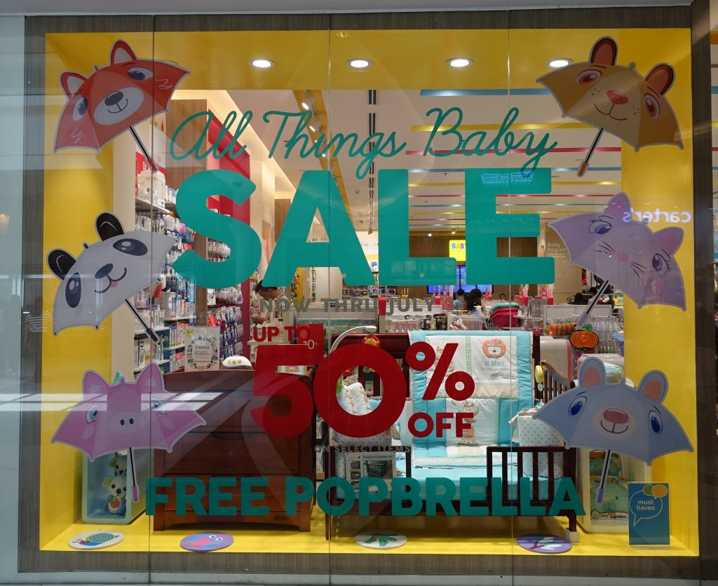 Baby Company July Sale 1