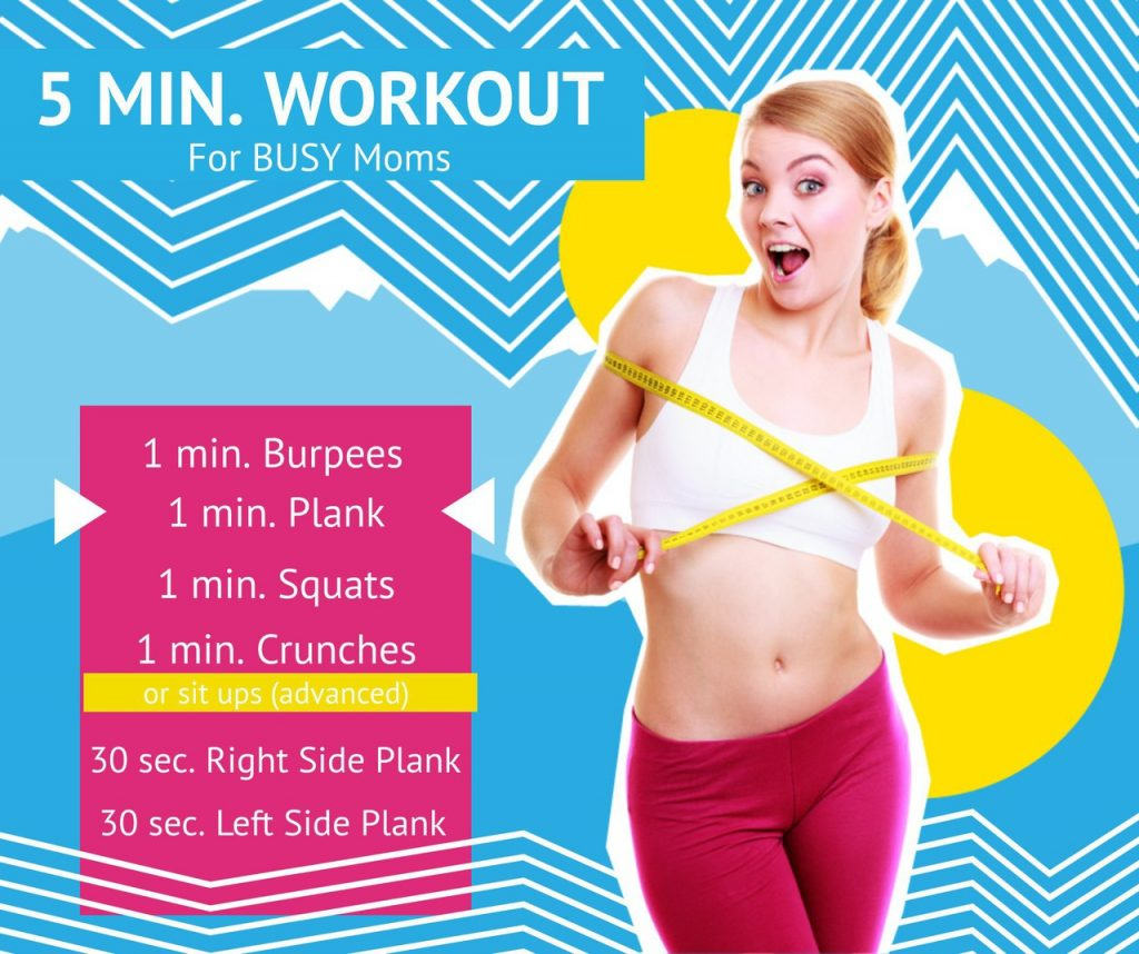 easy postpartum workout
