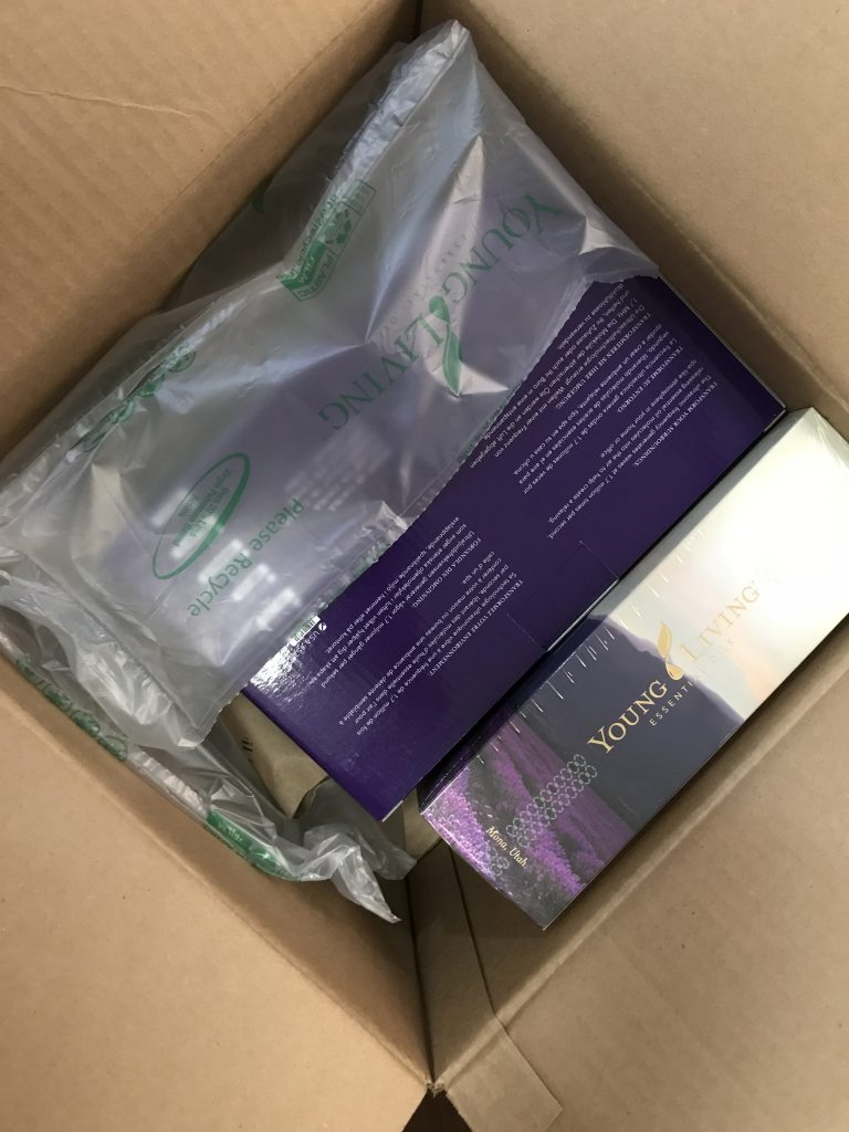 Young Living Premium Starter Kit Unboxing 2