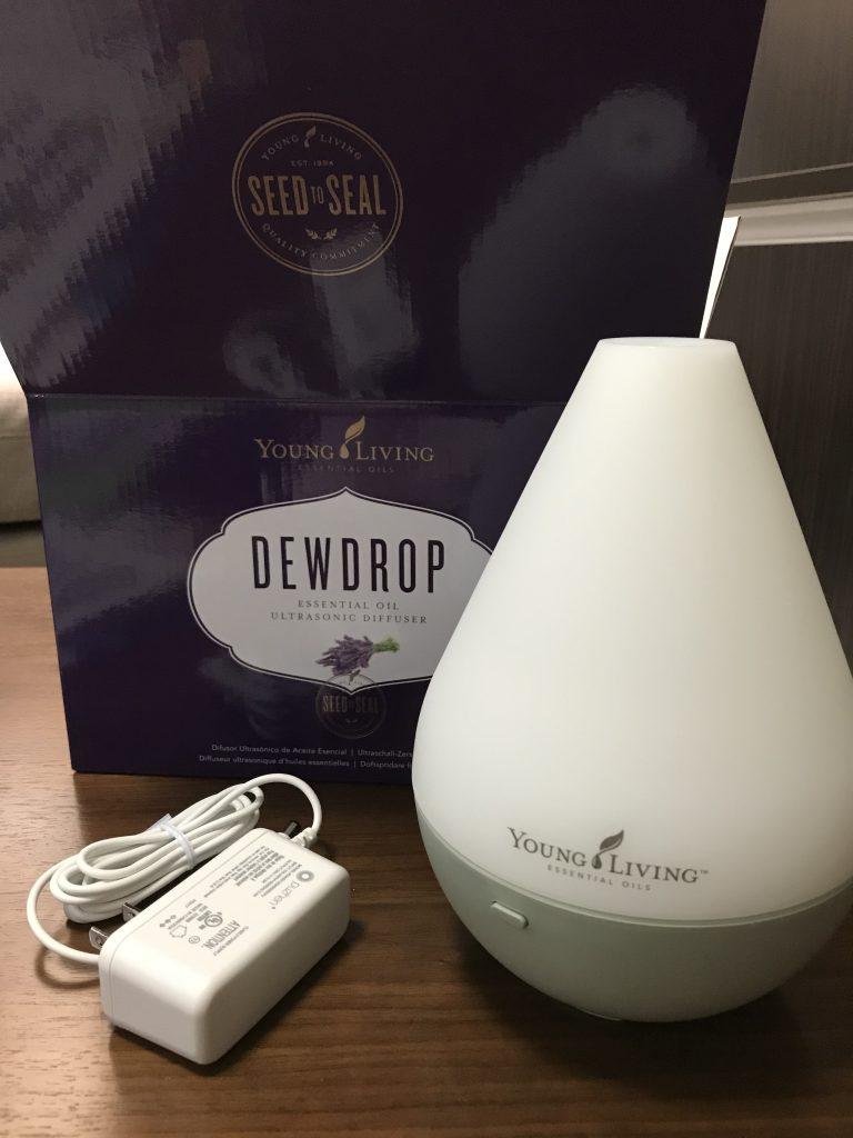 young living ultrasonic diffuser