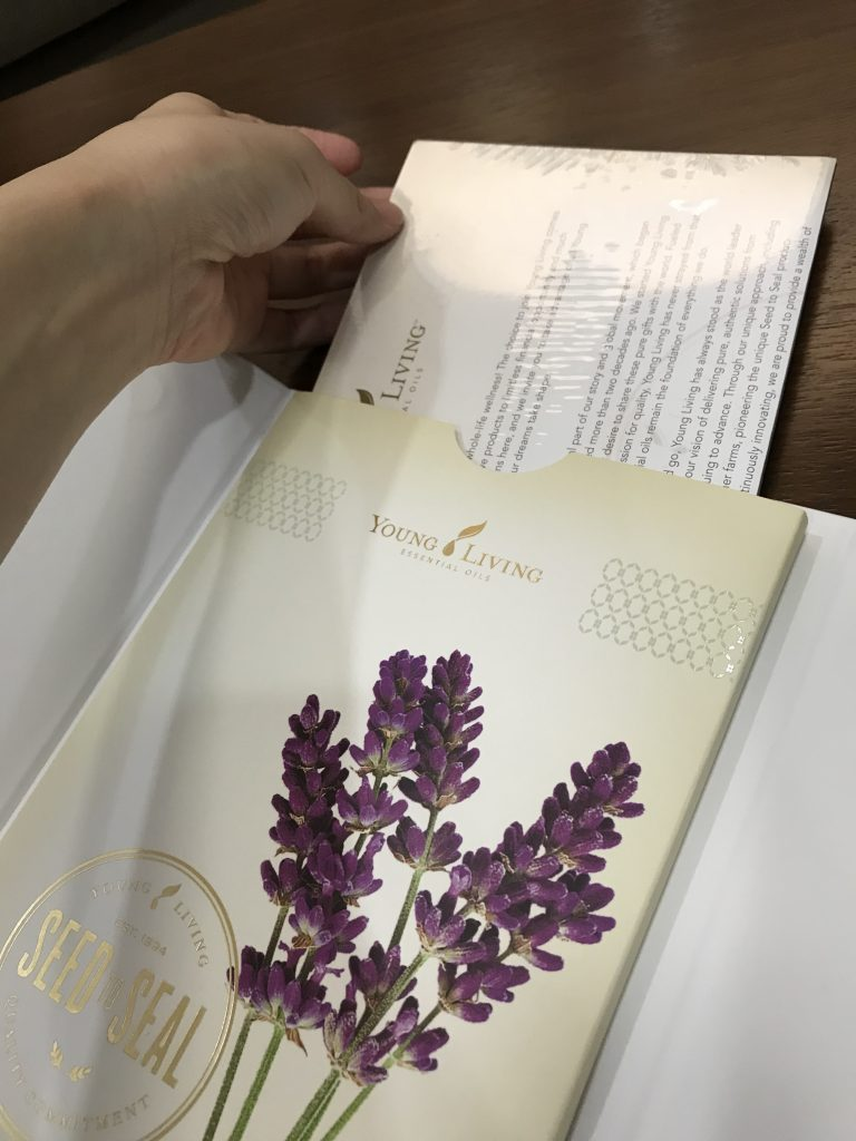 Young Living PSK Unboxing 8