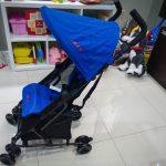 Akeeva Alvis Pocket Travel Stroller