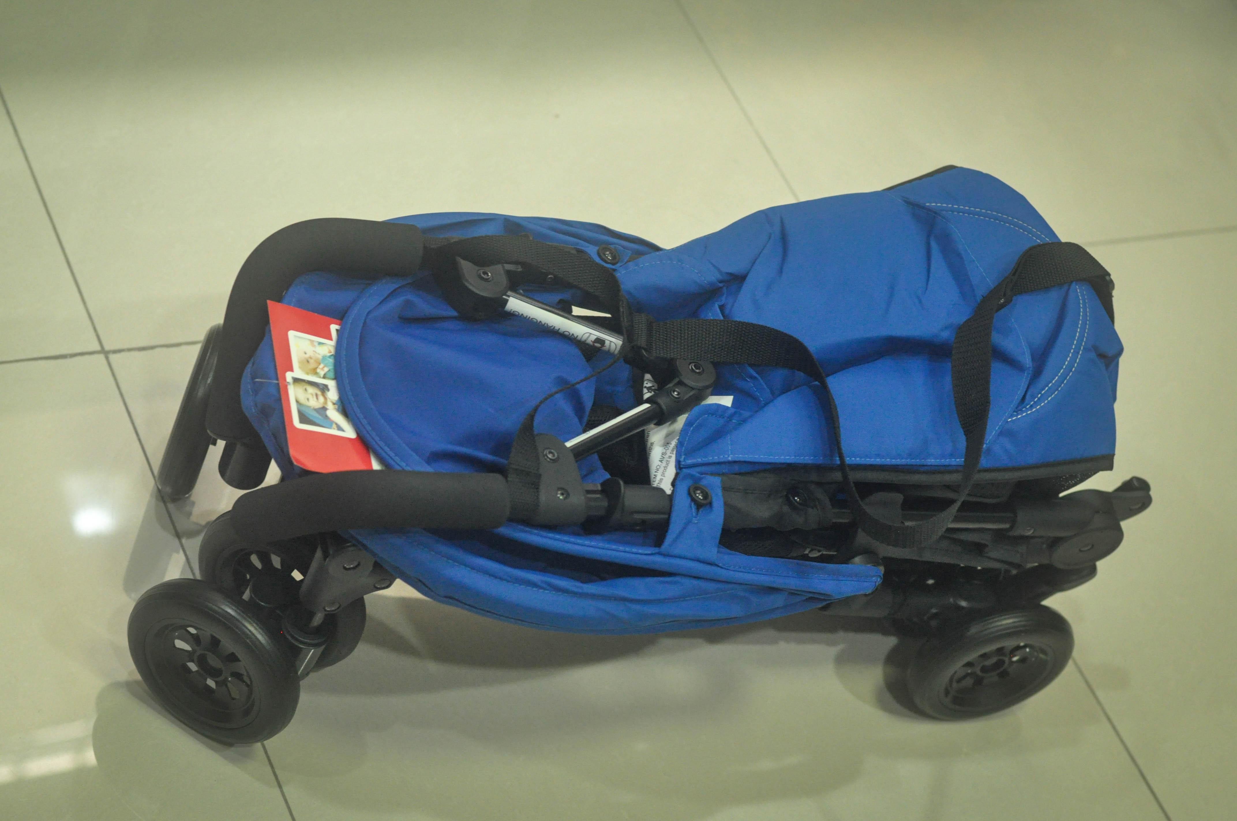 akeeva alvis pocket stroller philippines folded