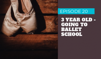 Light Advice Podcast Episode 20 Ballet School