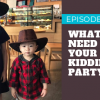 Light Advice Podcast Episode 29 Kiddie Party Checklist