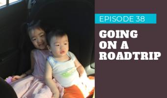 Light Advice Podcast Episode 38 Roadtrip with Kids