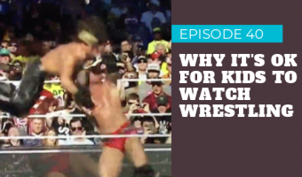 Light Advice Podcast Episode 40 Wrestling