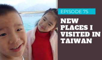 Visiting Sun Moon Lake Taiwan